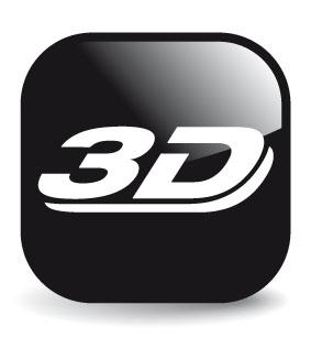 3Dフォーマット 機器対応
