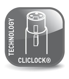 クリックロック 式プラグ