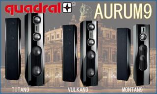 クアドラル QUADRAL スピーカー通販 AURUM9 公式オンラインストア